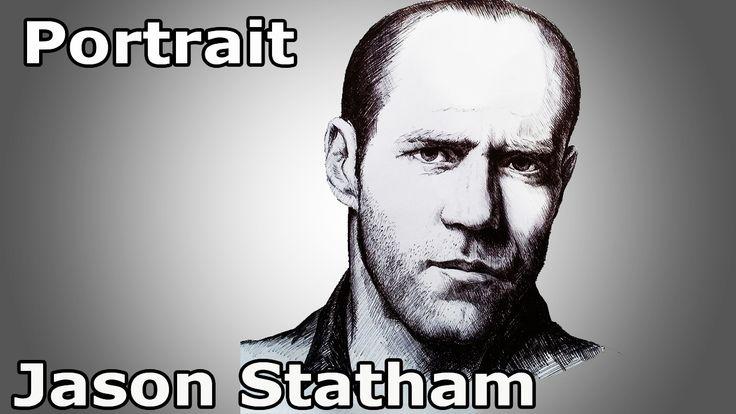 Portrait Jason Statham