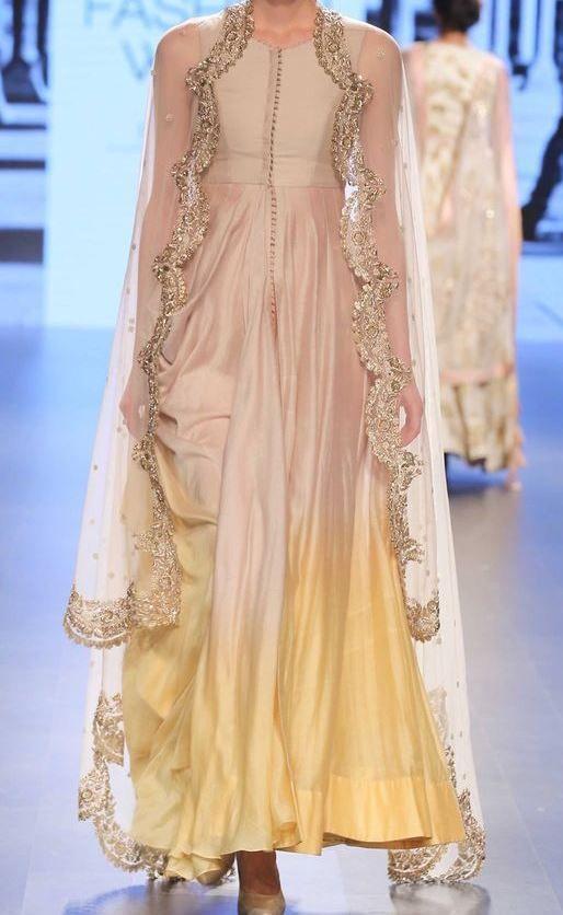 FatimaBi Plus size Fashion Floor length Anarkali Kameez Indian Salwar Kameez  #FatimaBi #AnarkaliKameez