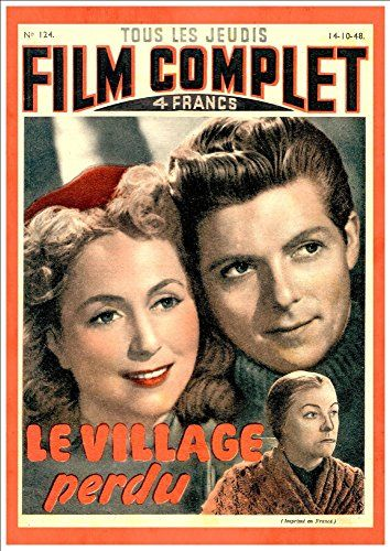 35 best film complet vintage french movie magazine covers images on pinterest. Black Bedroom Furniture Sets. Home Design Ideas
