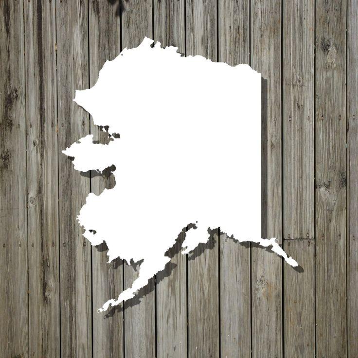 Small Whiteboard, State Shaped Kitchen Whiteboard Any State: Small Size