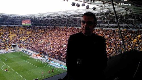 Dynamo Dresden: Ralf Minge und Robert Schäfer mit Vertragsverlängerung