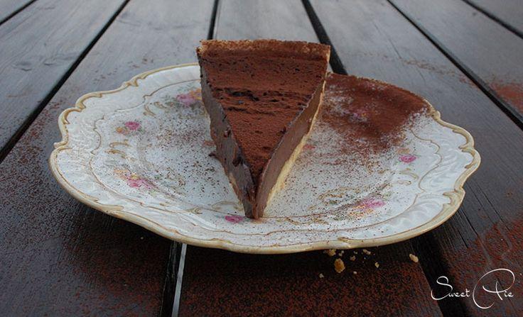 Für den Geburtstag einer Freundin sollte es etwas schokoladiges sein - aber ein einfacher Schokokuchen, neee! Da musste schon was besonderes her, etwas ext