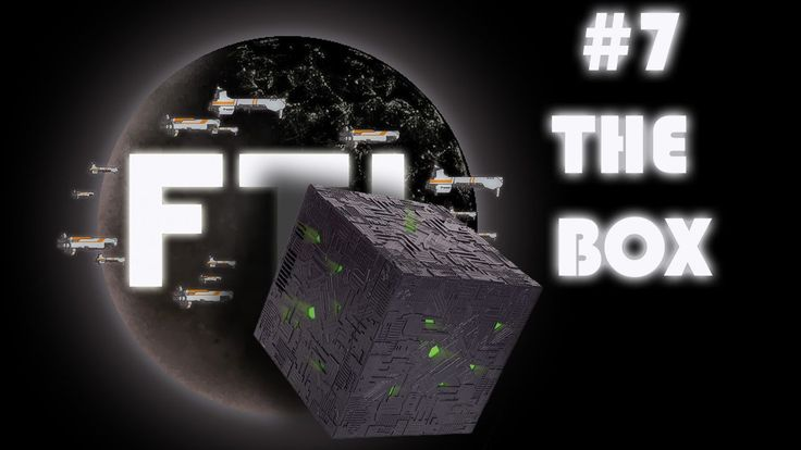 Flying Boxes   FTL Let's Play # 7
