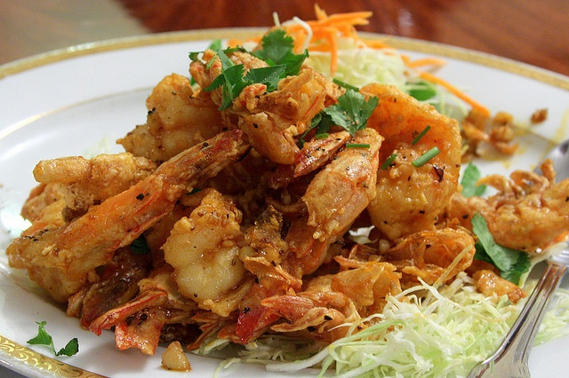 Lotus of Siam Rated the best Thai resturant in North America. On of the best reasons to go to Las Vegas.