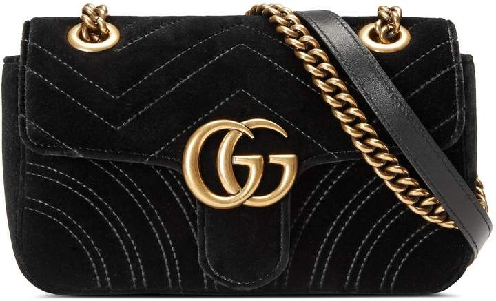 6468ebb231a GG Marmont velvet mini bag  Gucci  purse  ShopStyle  MyShopStyle click link  for