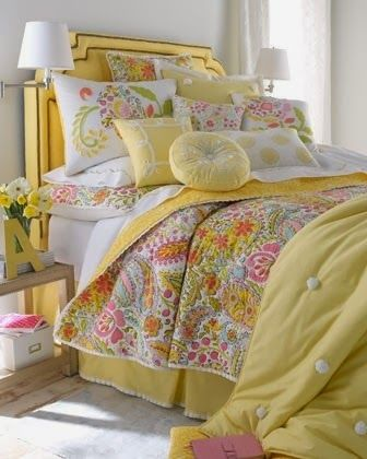 The Best DIY and Decor Place For You: Bedroom in Yellow