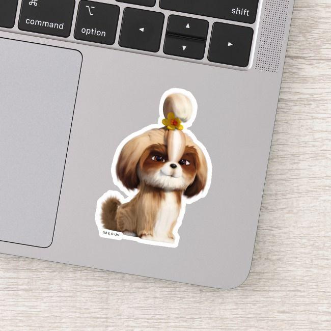 Secret Life Of Pets Daisy Sticker Zazzle Com Secret Life Of Pets Pets Movie Daisy Dog
