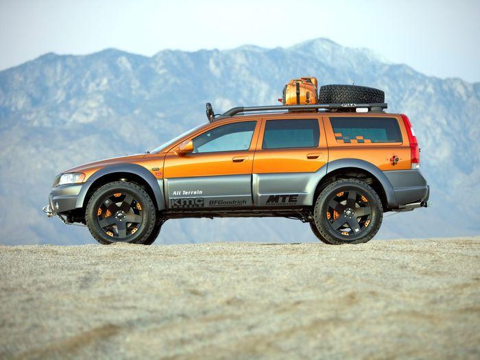 Volvo rugged