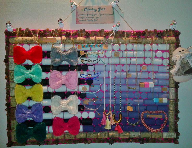 Bows! Necklaces! Bracelets!