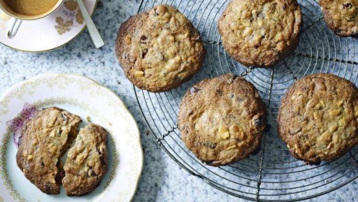 Super-posh chewy cookies