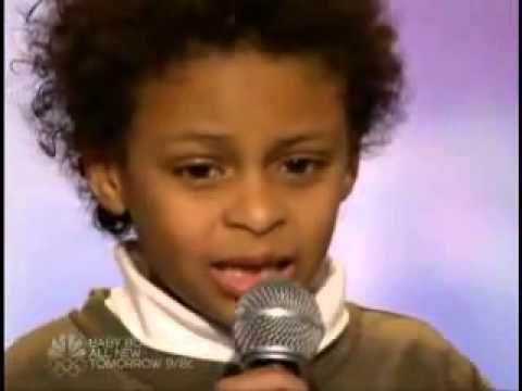 David Militello - Ben (Michael Jackson) - America's Got Talent 100% - YouTube