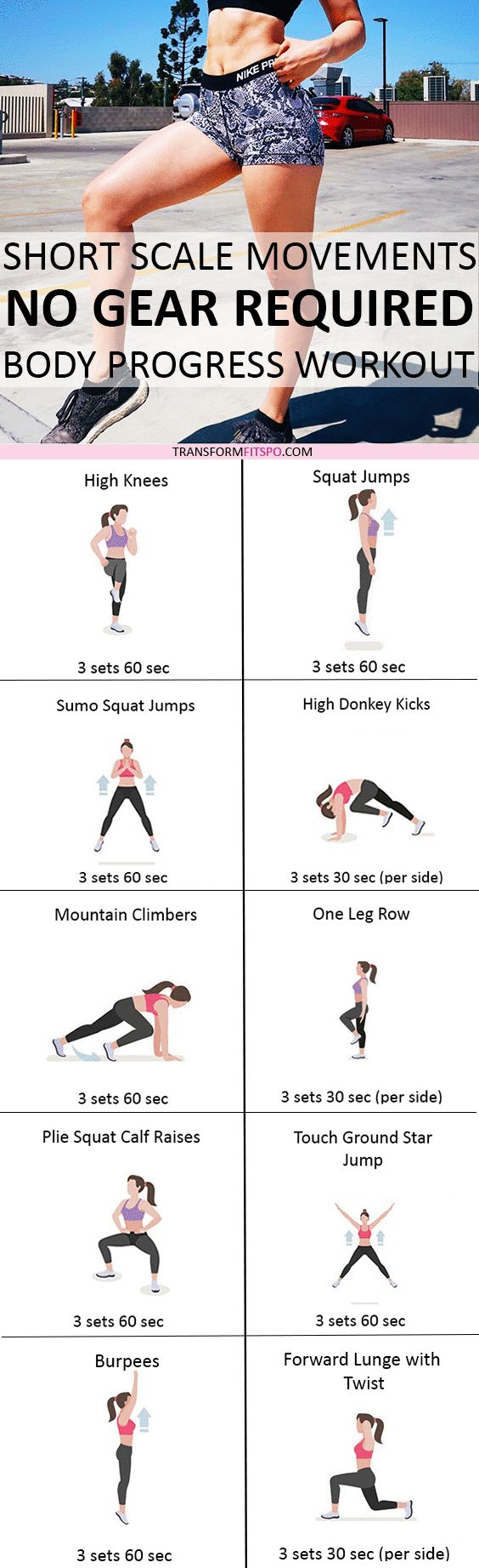 Repin and share if you loved this workout! Read the post for all the info!