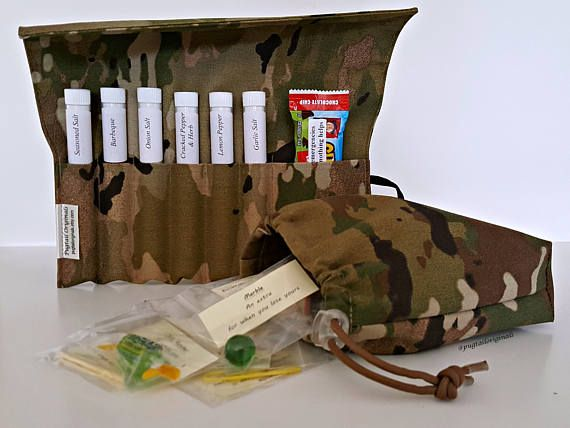 Deployment Gift Set Multicam Military Gift Army Deployment