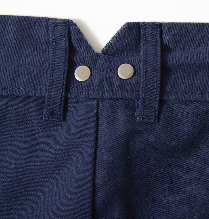 The Chino Twill - Blue