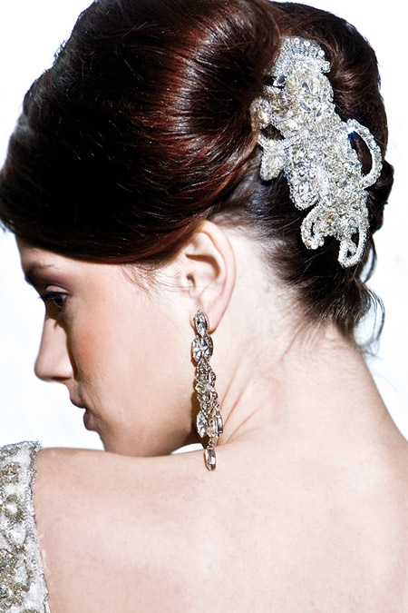 Stunning Bridal Gowns & Accessories from Mariana Hardwick