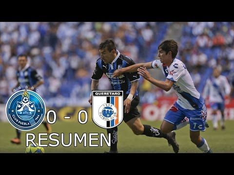 Puebla vs Queretaro FC - http://www.footballreplay.net/football/2017/01/23/puebla-vs-queretaro-fc-3/