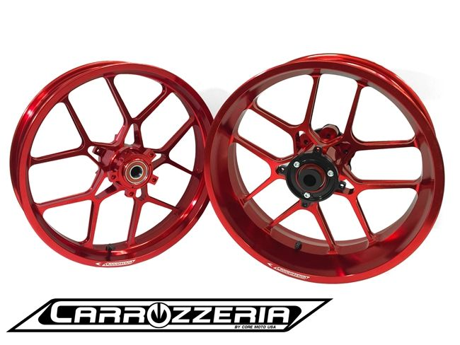 CARROZZERIA VTRACK FORGED WHEELS HONDA CBR929RR 2000-2001 | CBR954RR 2002-2003