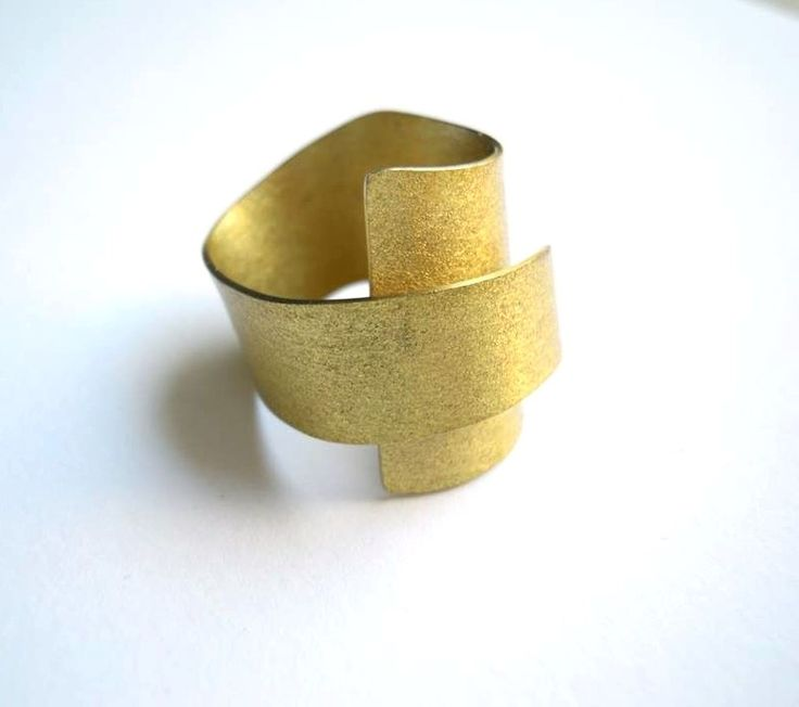 #Contemporary #handmade #ring made of #bronze by #KonstantinosGeorgopoulos #jewelry