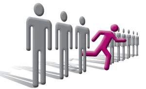 todos los trabajadores deben tener la oportunidad de ser selecconados para ocupar un nuevo puesto
