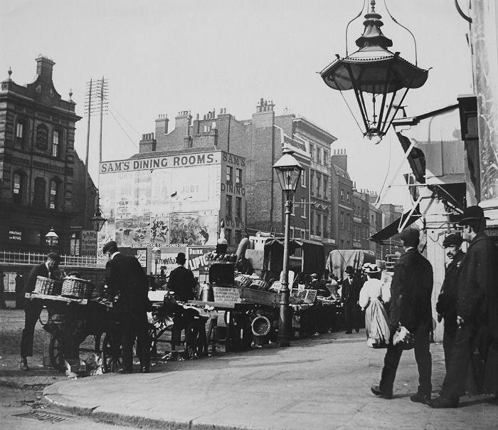 Aldgate High Street, 1899