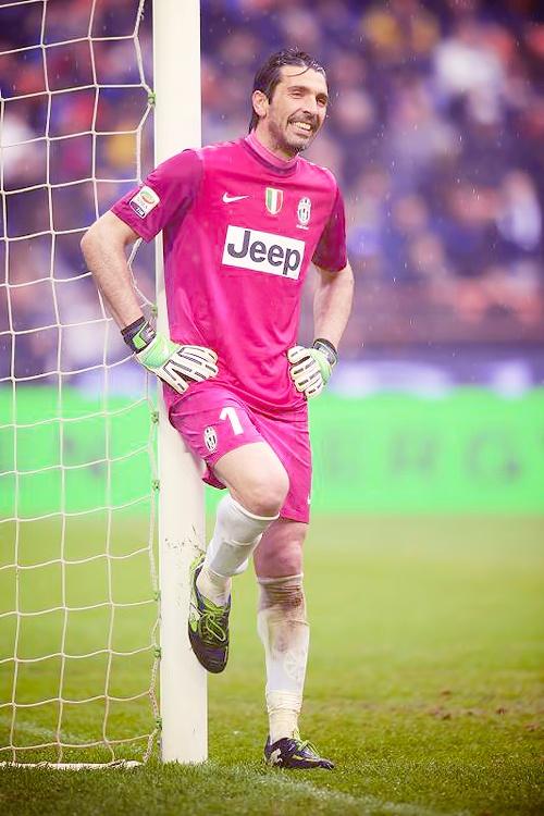 Gionluigi Buffon #goalkeeper #juventus