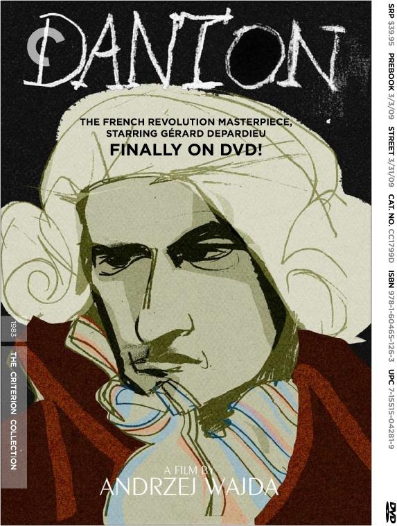 """""""Danton"""" Un Film de Andrzej Wajda (1983)"""