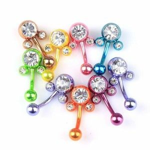 Mickey Mouse face Disney belly rings…lots of colours to choose from and very different - not available in SA. R80 each