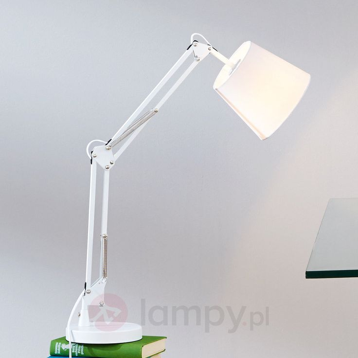 DUBLIN - stołowa lampa przegubowa 1508989