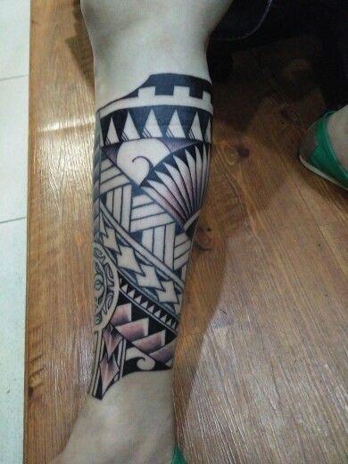 Maori tatoo #maori
