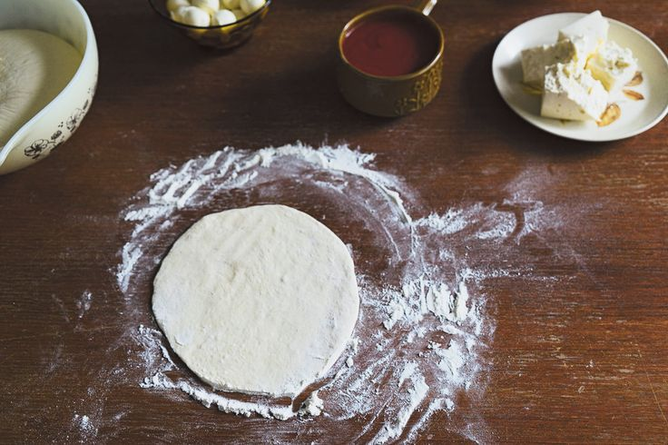DIY Pizza Dough featured in Lunch Lady Issue Two. Lunch Lady Magazine available at http://shop.hellolunchlady.com.au/