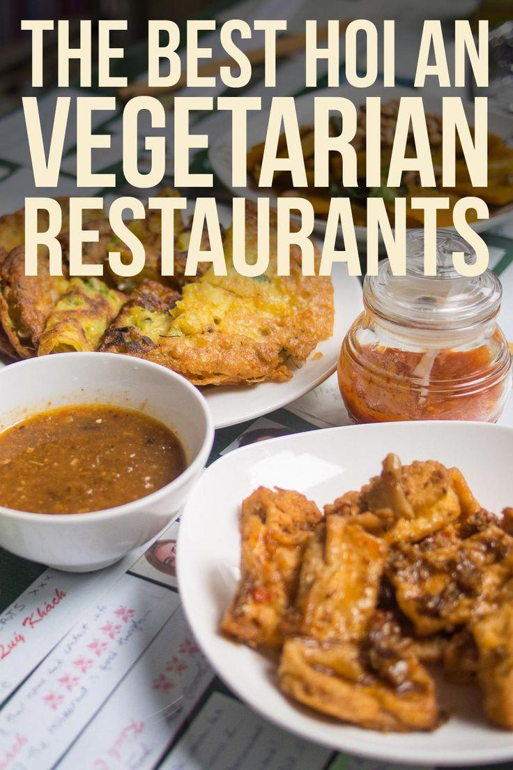 The Best Vegetarian Restaurants in Hoi An