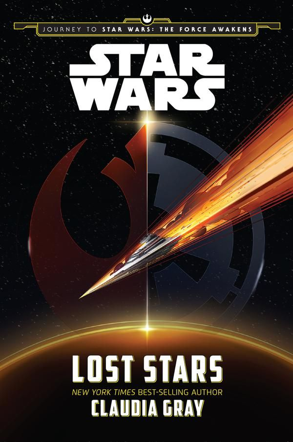 If you need a Star Wars fix or something new to read, check this book out. It's like really well written fanfiction, and is actually amazing.