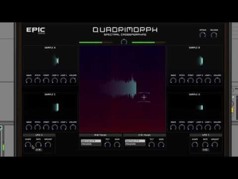 Quarimorph - Spectral Crossmorphing