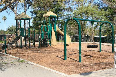 San Miguel Neighborhood Park in Walnut Creek is a small park located behind John Muir Hospital.