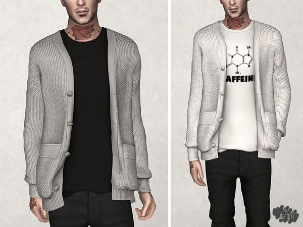 sims 4 cc // custom content male guy clothing // the sims resource