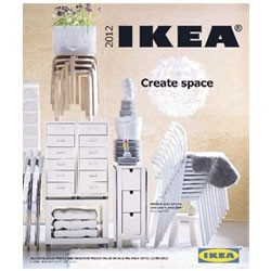 IKEA Catalogue | Love to read this on rainy sundays.