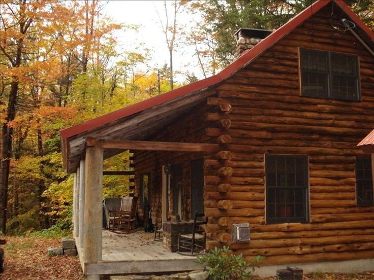 1000 ideas about mountain cabins on pinterest log cabin Log homes in new hampshire