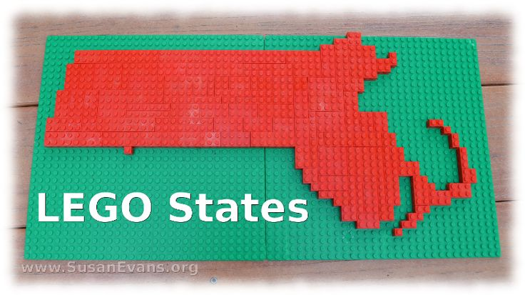 LEGO States - http://susanevans.org/blog/lego-states/