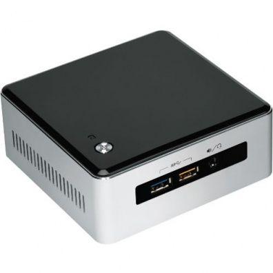 Computador Mini Intel NUC I5 128GB SSD 4GB DDR3 BT HDMI