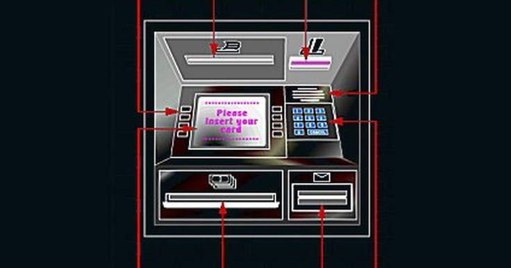 Cómo usar un cajero automático. Los cajeros automáticos (ATM- Automatic Teller Machines) son un hecho de la vida para la mayoría de nosotros. Muchos de nosotros nunca vemos la cara de un cajero humano, conduciendo todos nuestros negocios bancarios en línea o a través de un cajero automático.