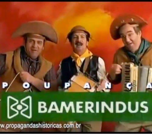Poupança Bamerindus (Baião) - Anos 90