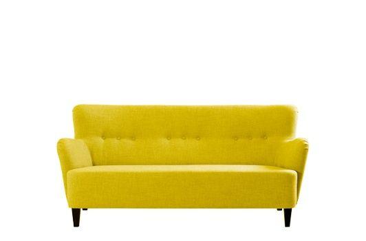 Denne har vi kjøpt i blå, og skal bytte bein slik at det blir en spisestuesofa Køln sofa