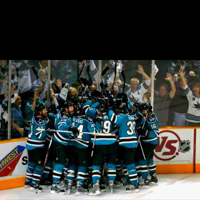 San Jose Sharks!!