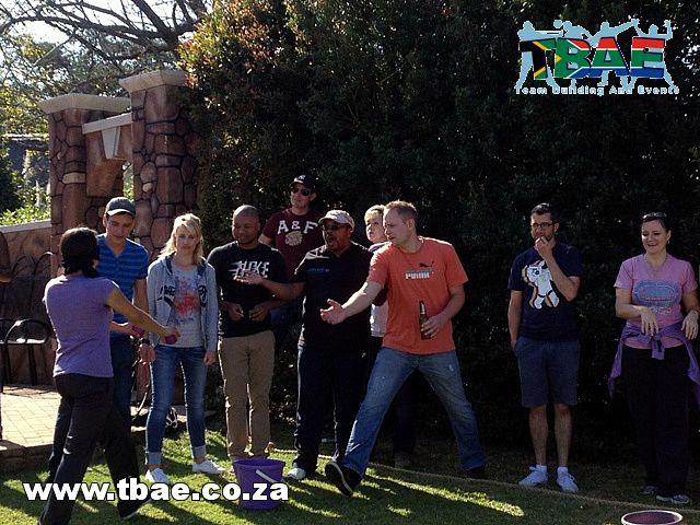 FNB Credit Card Potjiekos Challange Team Building Muldersdrift