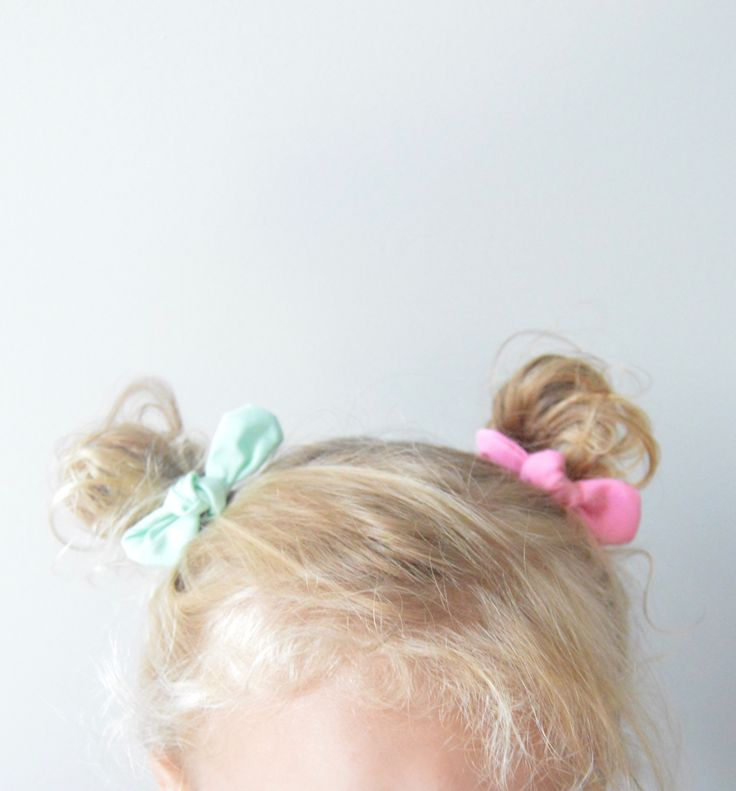 Clip on Cotten candy hair bows. So many ways to use them. Check out our Etsy page for more colour options. Featherandfoxcoshop.etsy.com