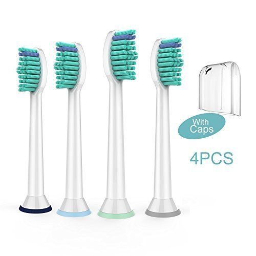 #beachaccessoriesstore Beauty Care Toothbrush Replacement Heads,Electric Toothbrush Heads For Philips Sonicare… #beachaccessoriesstore
