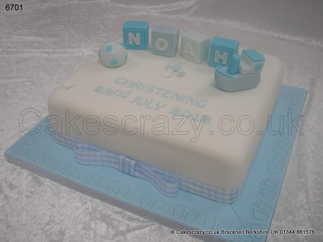 Christening Cakes, Boy Cakes Pinterest Boys ...