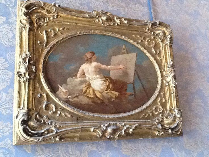 Allegorie de la Peinture, Musee Jacquemart-Andre