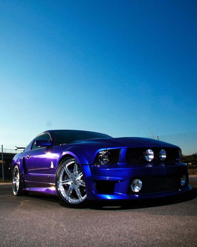 L.E Shelby Mustang - by WCC