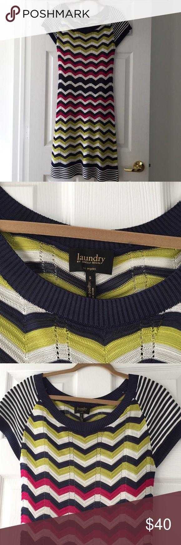 Laundry Dress Laundry Dress - Missoni inspired Laundry by Design Dresses Midi